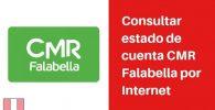 Consultar estado de cuenta CMR Falabella por Internet