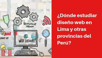 Dónde estudiar diseño web en Lima