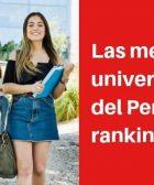 las mejores universidades del peru