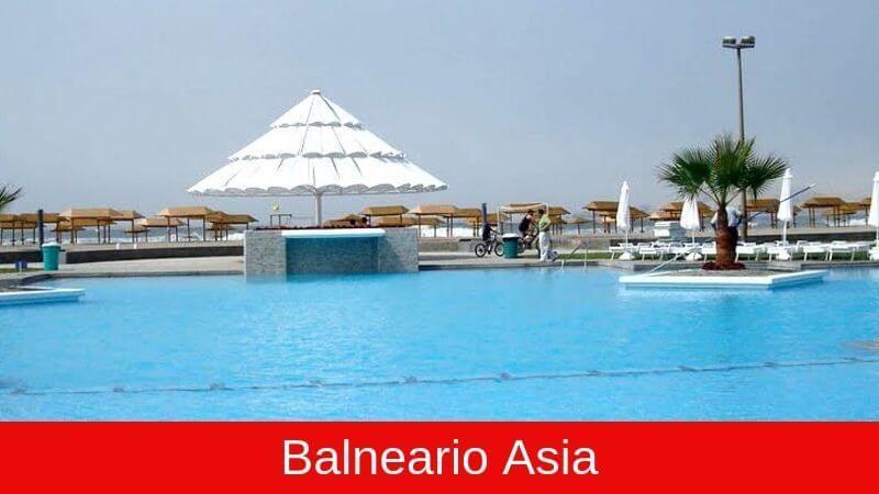 Balneario de Asia