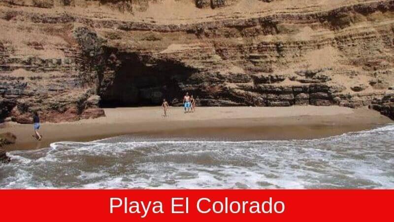 Playa El Colorado