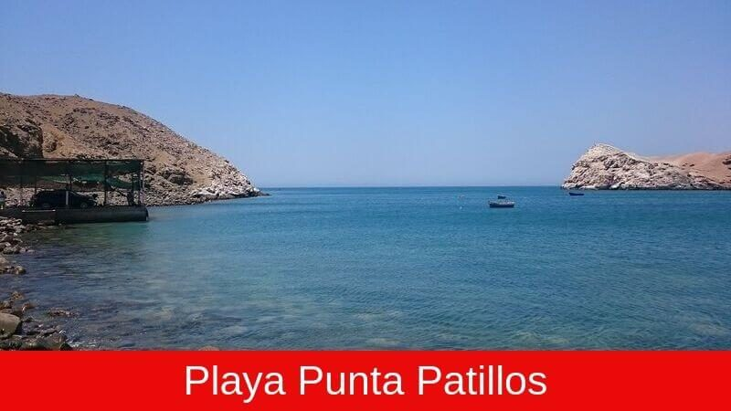 Playa Punta Patillos