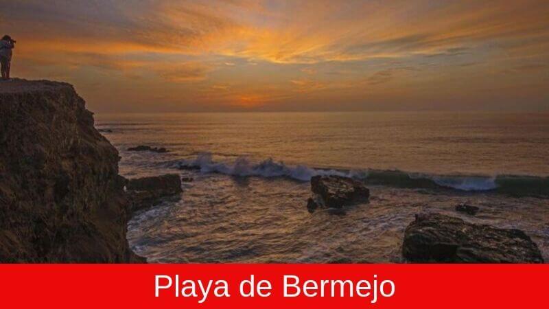 Playa de Bermejo