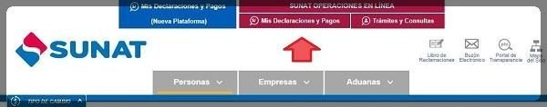 como completar formulario 1683 sunat peru