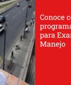 programar Cita para Examen de Manejo