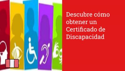 Descubre cómo obtener un Certificado de Discapacidad
