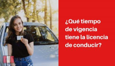 vigencia licencia de conducir peru