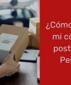 ¿Cómo saber mi código postal en Perú?