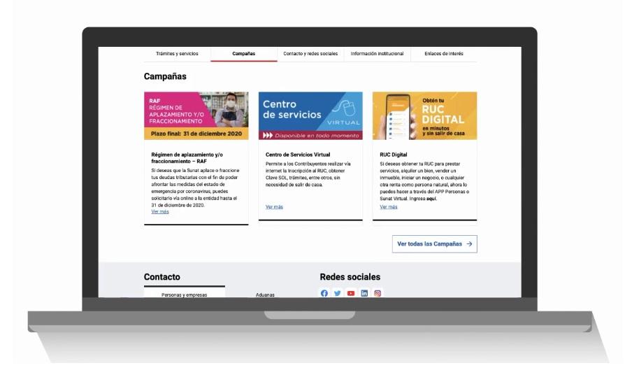 Centro de Servicios Virtual