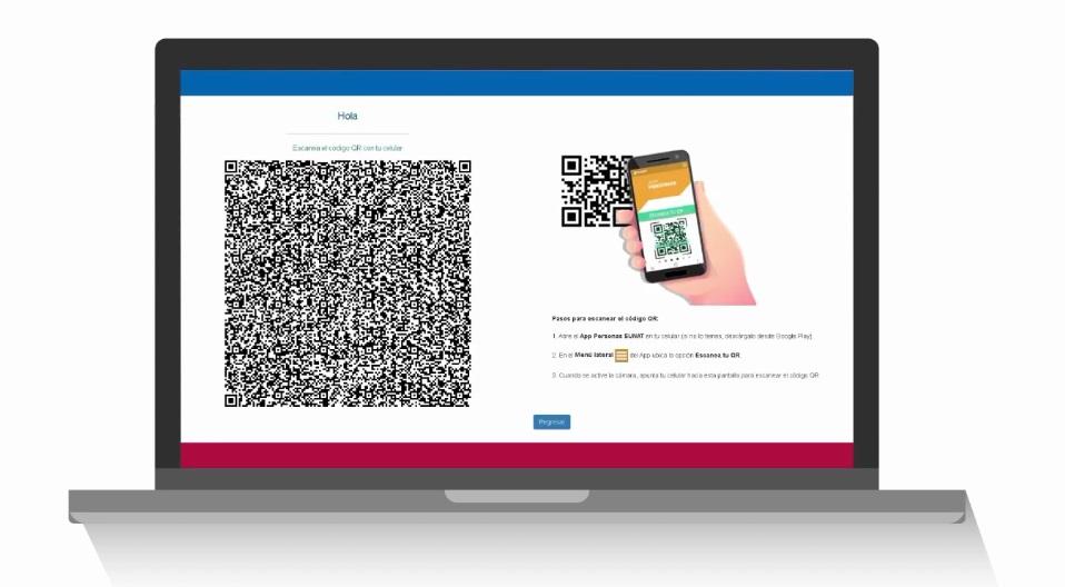 Generación Automática del Código QR para inscripción en el RUC