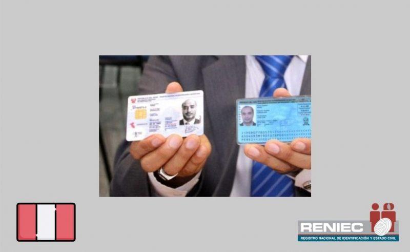 ¿Cómo tramitar duplicado de DNI electrónico en RENIEC?